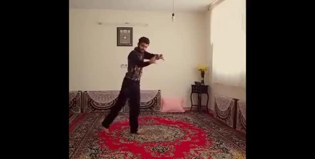 آموزش رقص ایرانی با آهنگ شاد