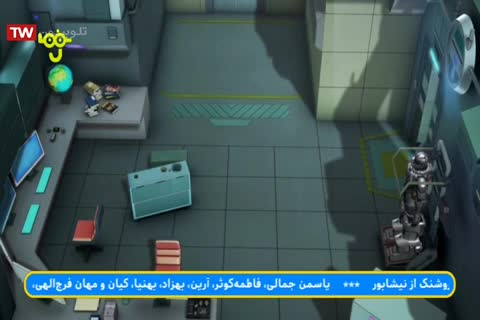 صلحبانان جهان قسمت ۱۱ (تحقیقات) - دوبله به فارسی