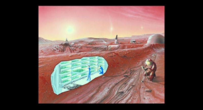 امکان حیات بر روی مریخ