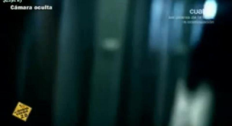 دوربین مخفی دختر ترسناک خفن