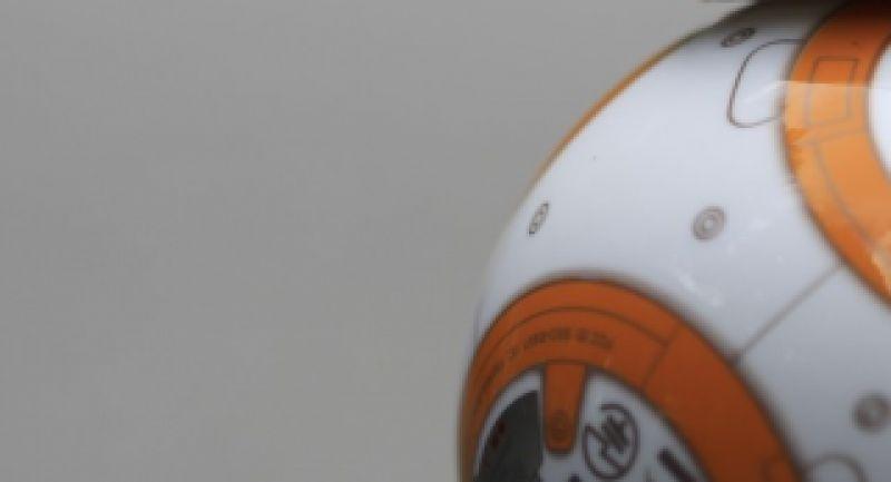 شگفت انگیز ترین ربات دنیا BB-8 | حتما ببینید !