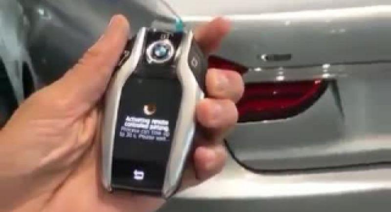 امکانات جدید BMW (بی ام و)