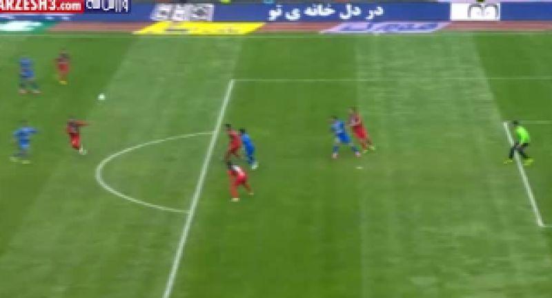 خلاصه بازی استقلال 3-2 پرسپولیس
