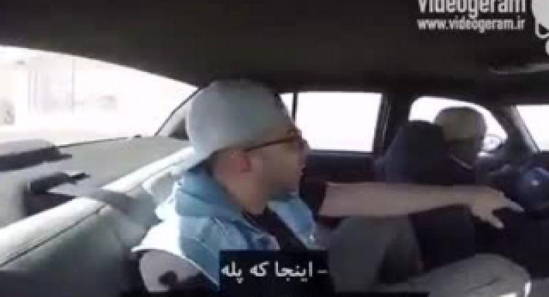 دوربین مخفی جالب خودکشی . با دیدن این ویدیو منقلب خواهید شد.