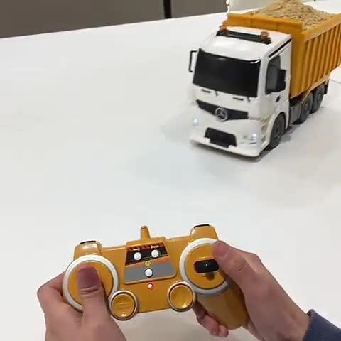 کامیون اسباب بازی یا... !!!!