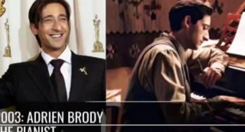 برندگان اسکار بهترین بازیگر مرد از سال 1997 - 2017