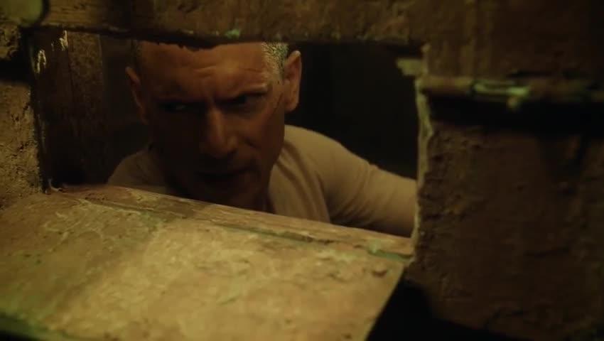 سریال فرار از زندان - فصل پنج - قسمت ۴