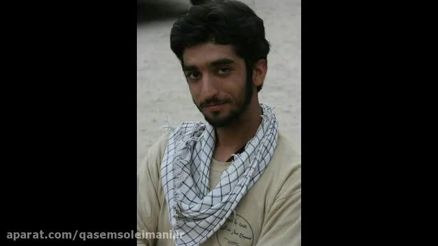 نماهنگ جدید مدافعان حرم شهید محسن حججی