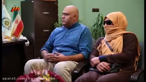 تیکه خیلی خنده دار سریال در حاشیه مهران مدیری ( باد کرده)