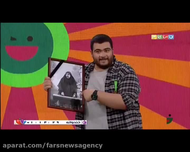 اجرای دوم شیخ حسین در خندوانه
