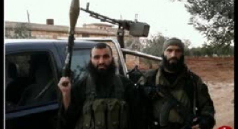 هلاکت داعشیِ قاتل زنان با ساطور (ابو عبدالرحمن) سوریه