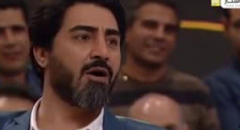 اجرای صدای تمام شخصیت های دیرین دیرین توسط محمدرضا علیمردانی در برنامه خندوانه