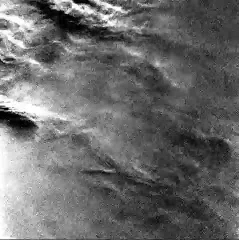 تصاویر مریخ نورد کنجکاوی از حرکت سریع ابرها در آسمان سیاره مریخ + ویدیو