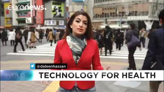 فناوری های نوین پزشکی و توانبخشی ژاپنی ها
