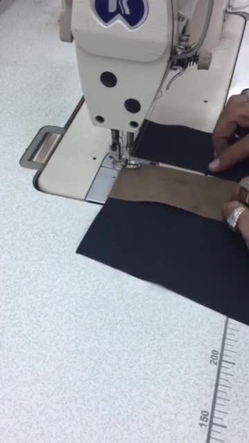 آموزش دوخت سجاف پیراهن مردانه