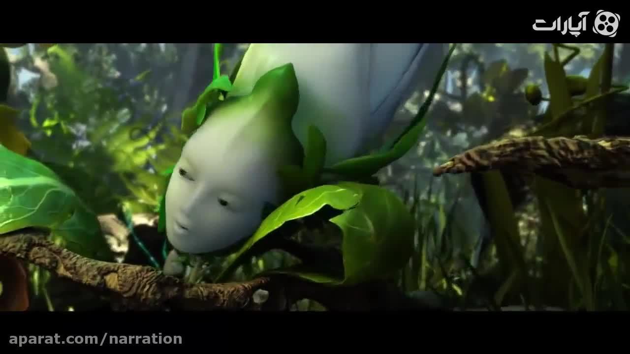 زادگان (انیمیشن با دوبله فارسی)