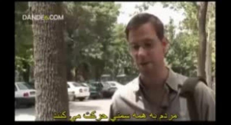 فکر میکنید افراد خارجی چه فکری در مورد رانندگی ایرانی ها میکنند؟این ویدیو جالب را تماشا کنید.