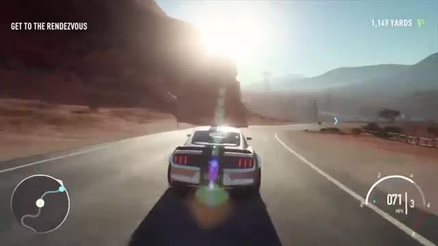 ویدیو شخصیسازی Need For Speed Payback