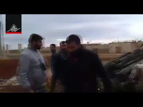 انتقام سخت مدافعان حرم از داعش