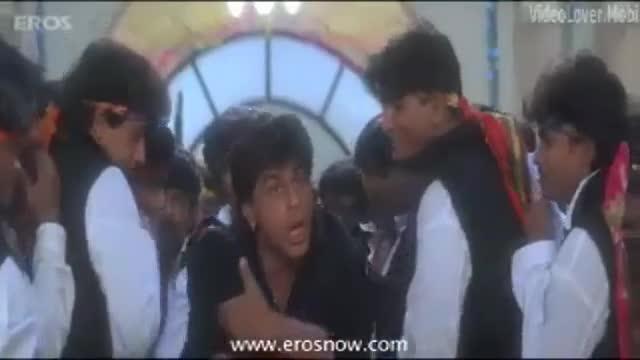 کلیپ رقص هندی شاهرخ خان