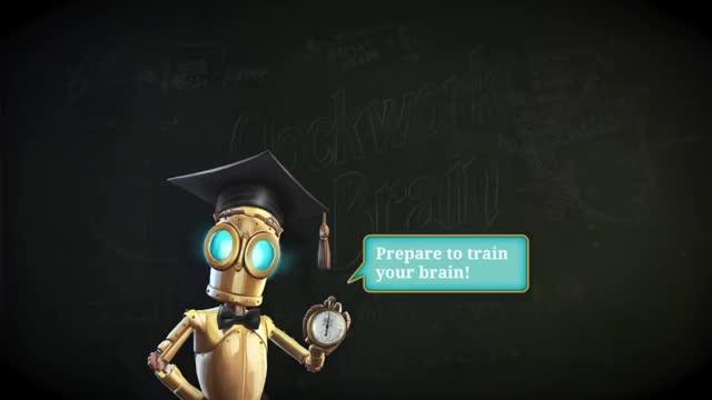 بازی A Clockwork Brain Training