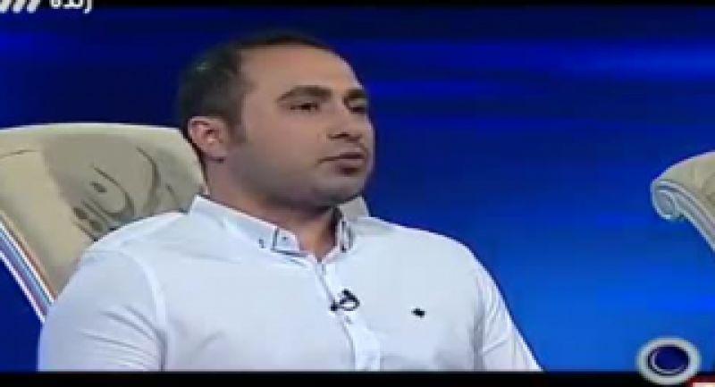 حضور نفر اول کلش اف کلنز در برنامه ماه عسل