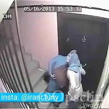 دزدی در آپارتمان توسط سه زن که حتی اثر انگشتسان را هم پا ک میکنند