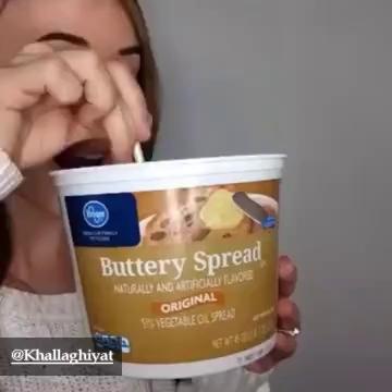 آرایش با مواد غذایی