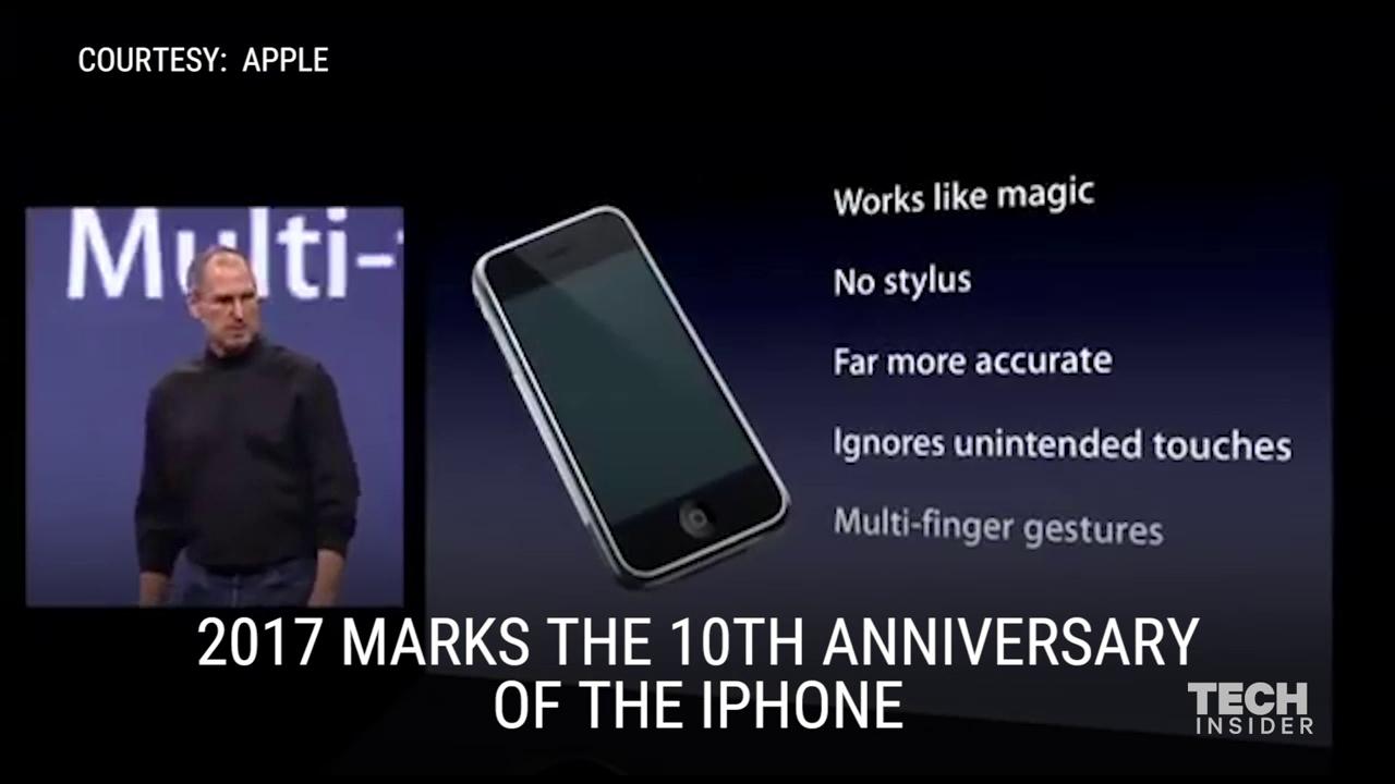 همه قابلیت های آیفون 8 که هوش از سرتان میبرد!