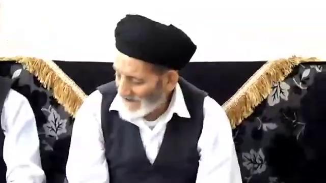 حاجی بابا در چالش کله قند نشکن :))