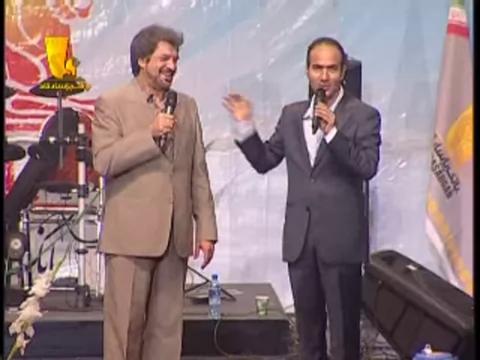 سوتی ها و شوخی های خنده دار حسن ریوندی و محمود شهریاری