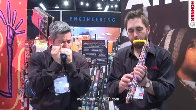 سازدهنی هوهنر راک - HOHNER Rocket