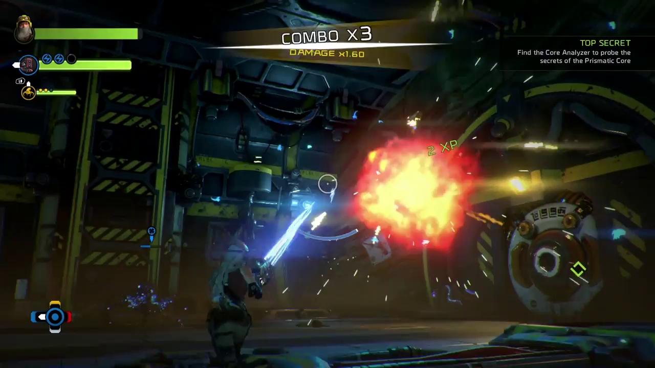 ویدیو 15 دقیقه از گیم پلی بازی ReCore - گیم شات