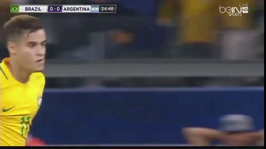 خلاصه بازی برزیل 3 - 0 آرژانتین