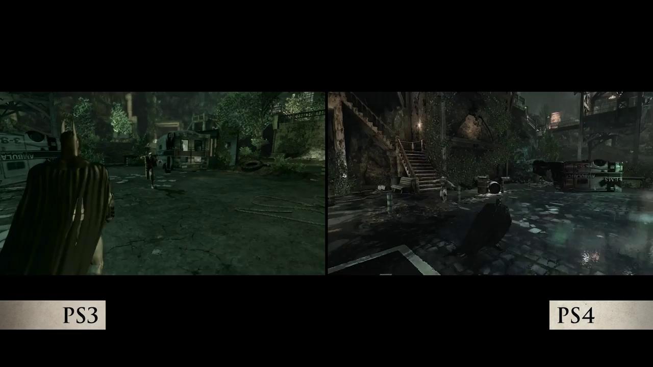 تریلر بازی Batman: Return to Arkham - گیم شات