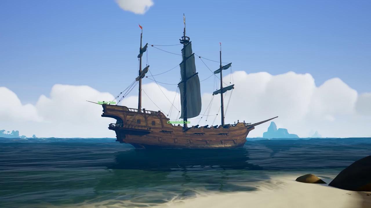 تریلر جدید از گیم پلی بازی Sea of Thieves | گیمشات