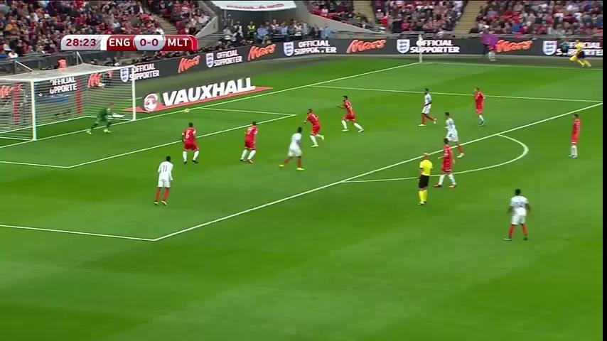 انگلیس 2 - 0 مالت