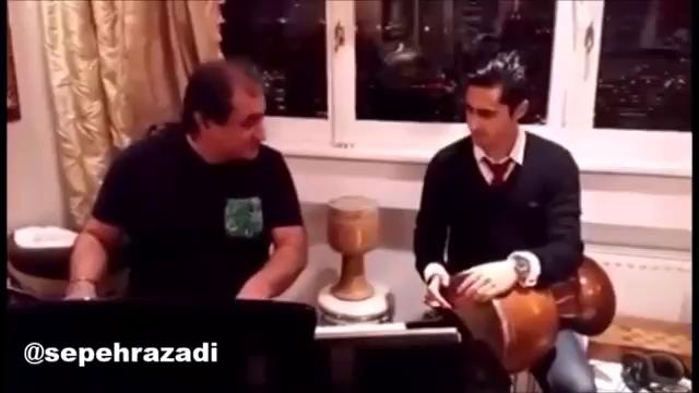 """آهنگ """"جینگل بلز""""  ایرانی"""
