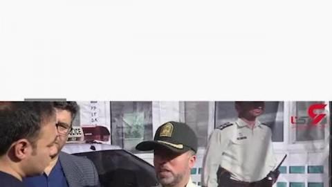 ریز اندام ترین دزد تهران