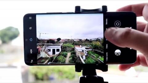 قدرت زوم دوربین۱۰۸مگاپیکسلی گوشی می نوت ۱۰(می سی سی نه پرو) mi note 10mi cc9 pro