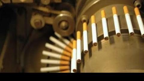 خط تولید جالب و شگفت انگیز تولید سیگار  و کبریت در کارخانه