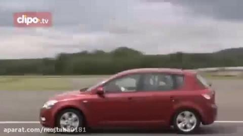 مستربین در برنامه تخت گاز Top Gear