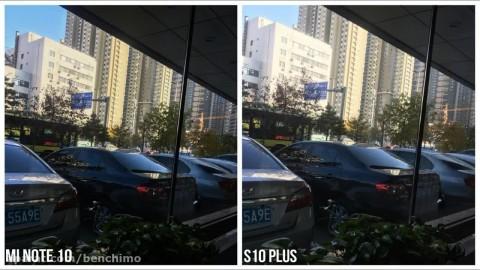 مقایسه دوربین شیائومی می نوت 10 و سامسونگ گلکسی اس 10 پلاس
