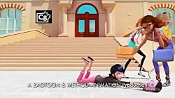 لیدی باگ و کت نوار دوبله فارسی-لیدی باگ فصل 3 قسمت 20