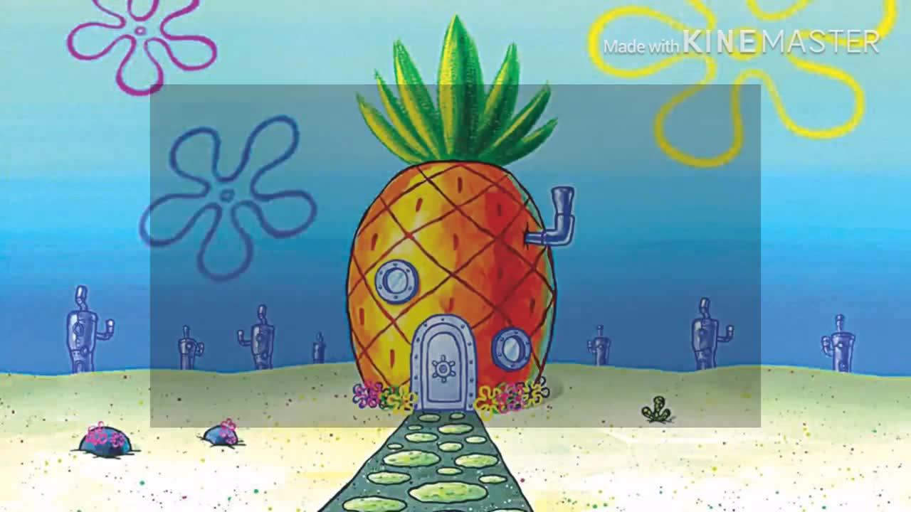 انیمیشن The SpongeBob Movie: It's a Wonderful Sponge-کارتونهای انیمیشن