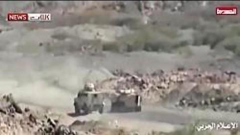 تحقیر عربستان در عملیات بزرگ یمنی ها