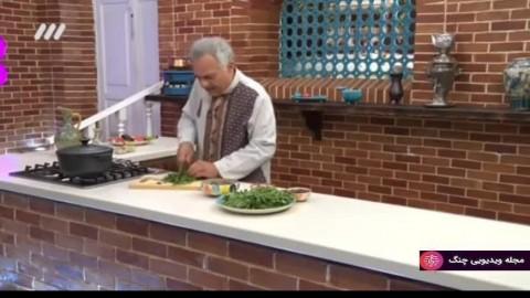آموزش آشپزی بهونه  - قلیه عدس