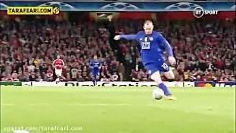 10 گل برتر کریستیانو رونالدو در رقابت های لیگ قهرمانان اروپا