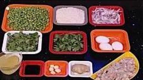 آموزش آشپزی بهونه  - میگو پلو ژاپنی