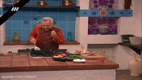 آموزش آشپزی بهونه  - خشکه تره گیلانی